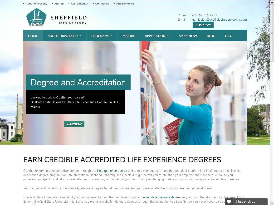 Oneida University | Accredited Universities